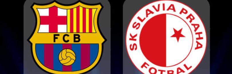 Прогноз матча Барселона – Славия 5 ноября
