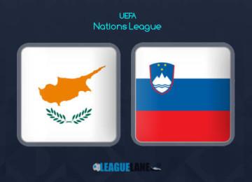 Прогноз матча Кипр — Словения 9 сентября