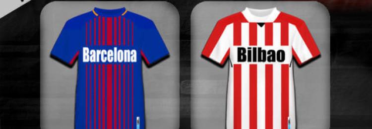 Прогноз матча Барселона – Атлетик 29 сентября