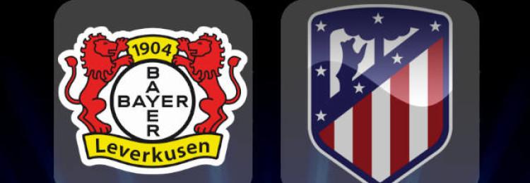 Прогноз матча Байер – Атлетико 6 ноября