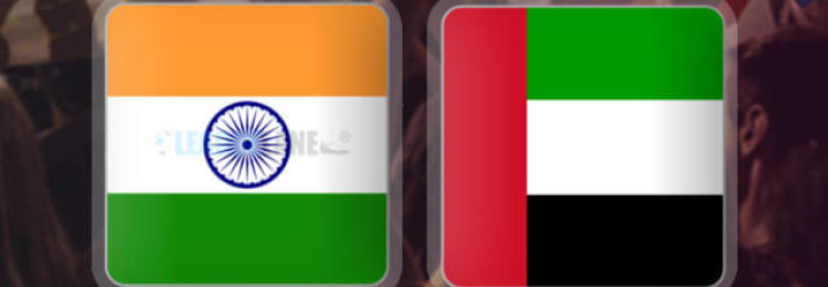 Прогноз матча ОАЭ – Индия 10 января