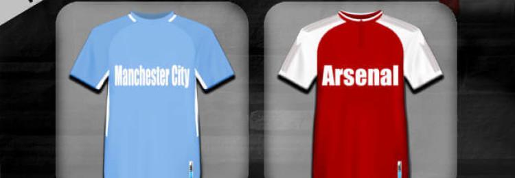 Прогноз матча Манчестер Сити — Арсенал 3 февраля