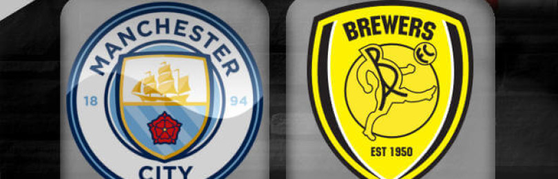 Прогноз матча Манчестер Сити – Бертон 9 января