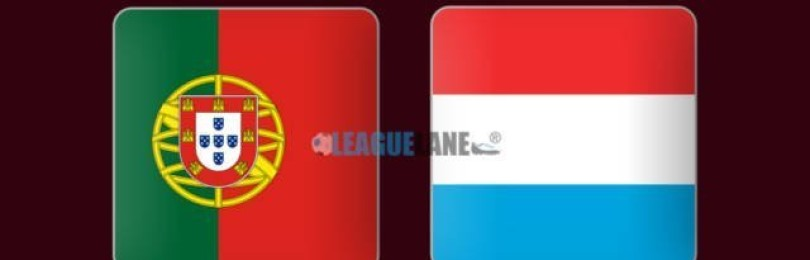 Прогноз матча Люксембург – Португалия 17 ноября