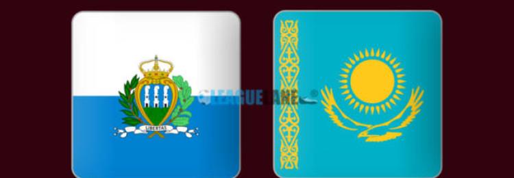 Прогноз матча Сан-Марино – Казахстан 16 ноября