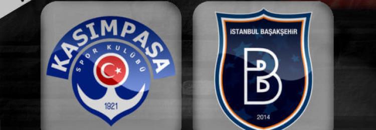 Прогноз матча Касымпаша — Истанбул Башакшехир 20 августа