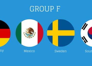 Прогноз на группу F