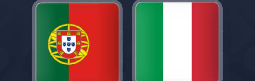 Прогноз матча Португалия — Италия 10 сентября