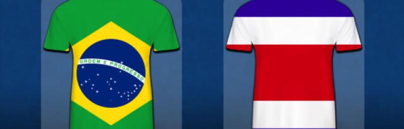 Прогноз матча Бразилия — Коста-Рика 22 июня