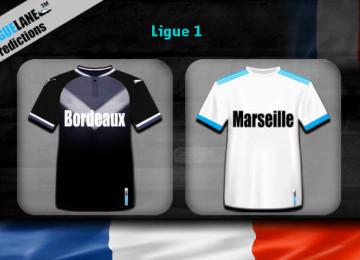 Прогноз матча Бордо — Марсель 5 апреля