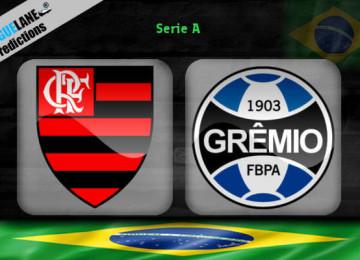 Прогноз матча Фламенго – Гремио 22 ноября