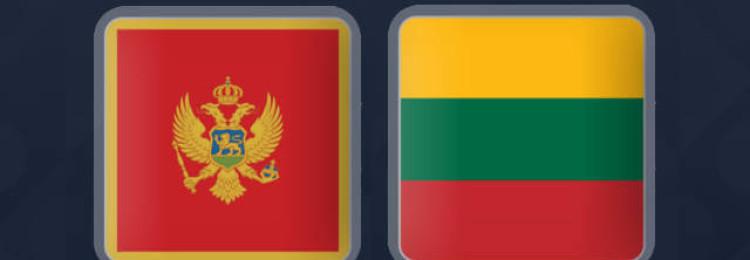 Прогноз матча Черногория — Литва 10 сентября