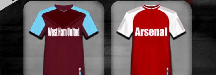 Прогноз матча Вест Хэм Юн — Арсенал Лондон 12 января