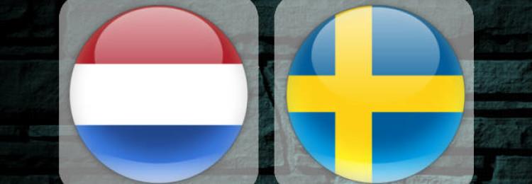 Прогноз на матч Голландия – Швеция 10 октября
