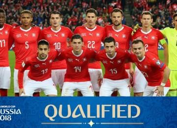 Прогноз как выступит сборная Швейцарии: беспросветные аутсайдеры?!