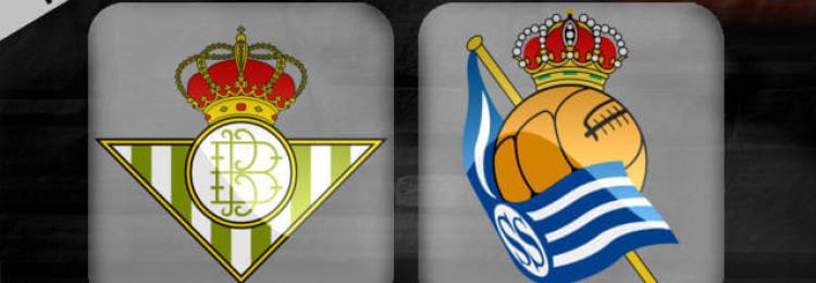 Прогноз матча Бетис – Реал Сосьедад 10 января