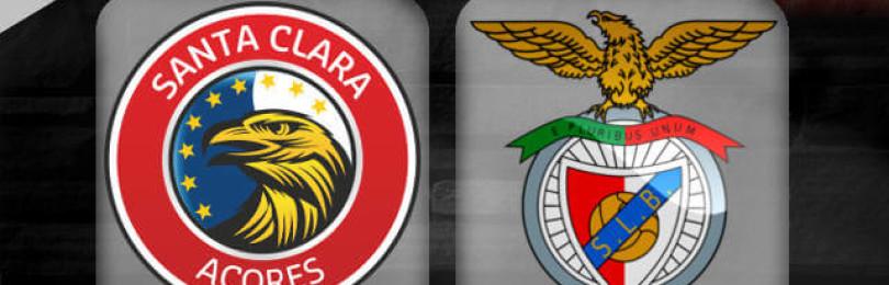 Прогноз матча Санта Клара — Бенфика 11 января