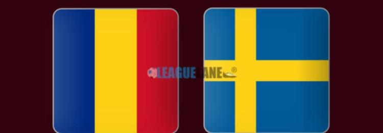 Прогноз матча Румыния – Швеция 15 ноября