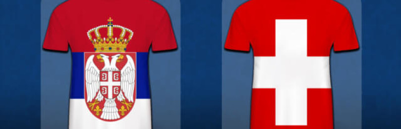 Прогноз матча Швейцария — Сербия 22 июня