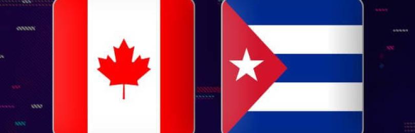 Прогноз матча Канада – Куба 24 июня