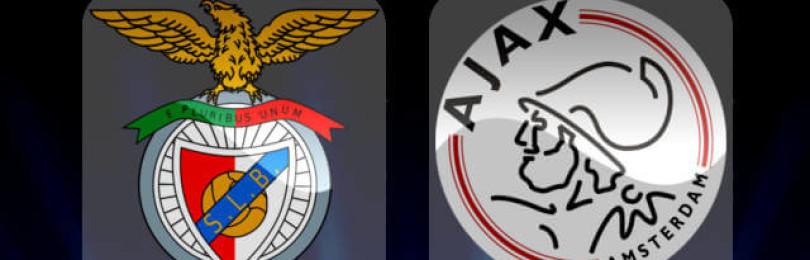 Прогноз матча Бенфика — Аякс 7 ноября