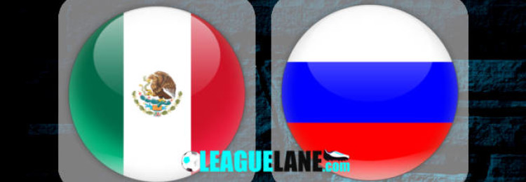 Прогноз матча Мексика – Россия 24 июня