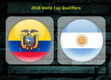 Прогноз на матч Эквадор – Аргентина 11 октября