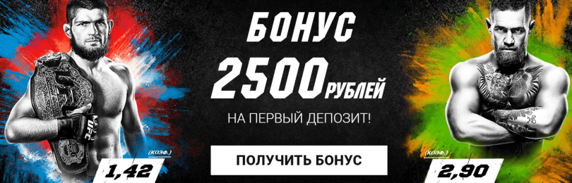 Прямая трансляция боя Хабиб Нурмагомедов – Конор Макгрегор.