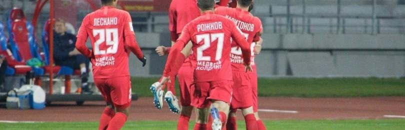 Прогноз матча Краснодар-2 – Енисей 13 ноября