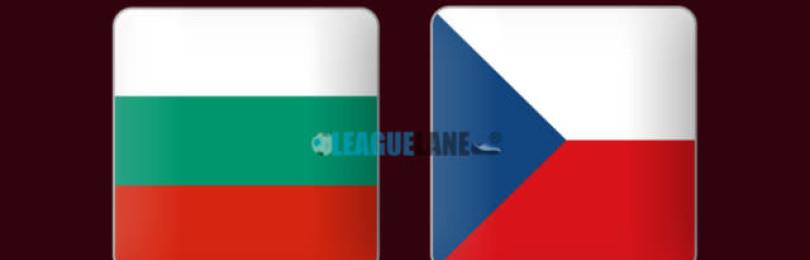 Прогноз матча Болгария – Чехия 17 ноября