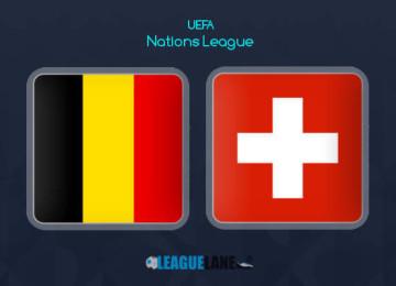 Прогноз матча Бельгия – Швейцария 12 октября