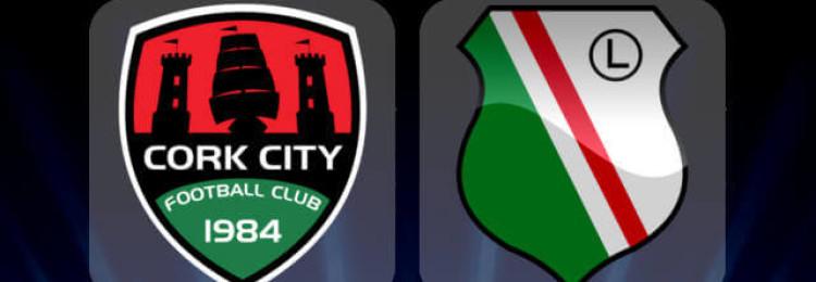 Прогноз матча Корк Сити — Легия Варшава 10 июля