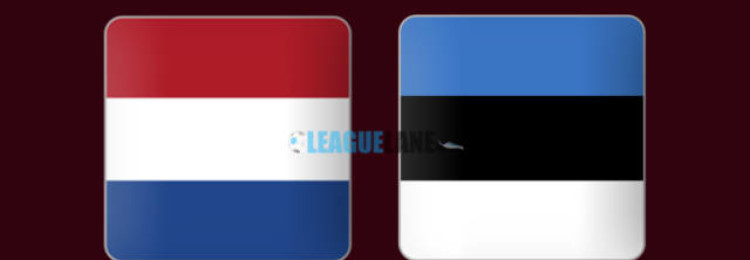 Прогноз матча Голландия – Эстония 19 ноября