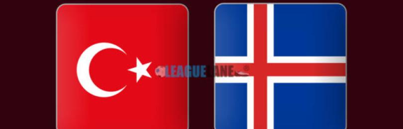 Прогноз матча Турция – Исландия 14 ноября