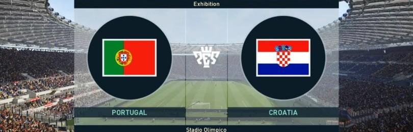 Прогноз матча Португалия — Хорватия 6 сентября
