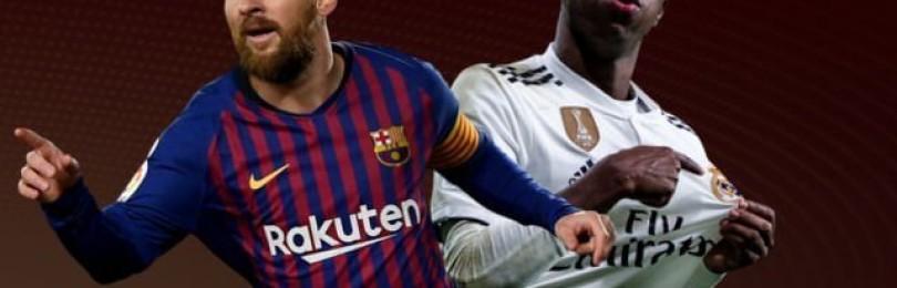 Прогноз матча Барселона — Реал Мадрид 6 февраля