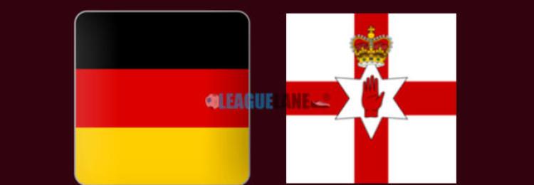 Прогноз матча Германия – Северная Ирландия 19 ноября