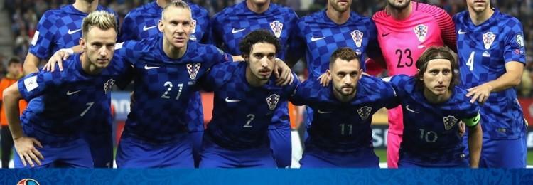 Прогноз как выступит сборная Хорватии: Модрич, Ракитич и Манджукич