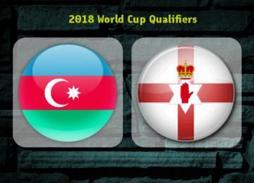 Прогноз матча Азербайджан – Северная Ирландия 10 июня