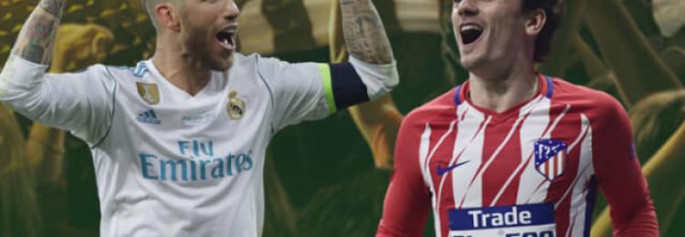Прогноз матча Реал — Атлетико 29 сентября