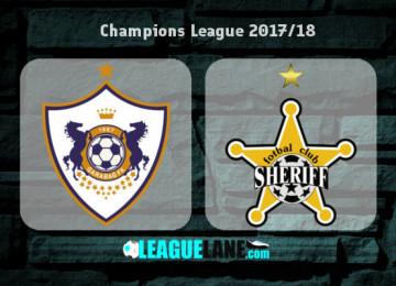 Прогноз матча Карабах – Шериф 25 июля