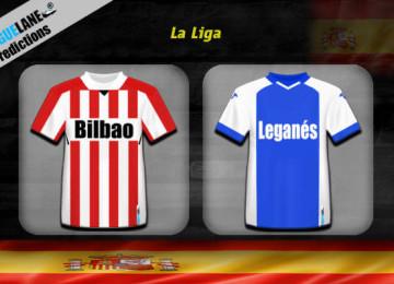 Прогноз матча Атлетик Бильбао — Леганес 20 августа
