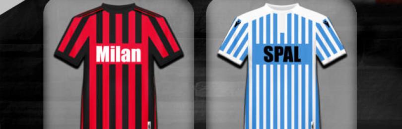 Прогноз матча Милан – СПАЛ 31 октября