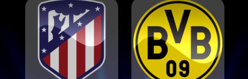Прогноз матча Атлетико – Боруссия Дортмунд 6 ноября