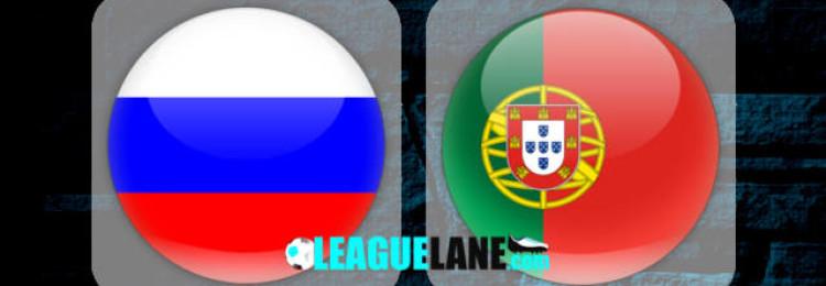 Прогноз матча Россия – Португалия 21 июня