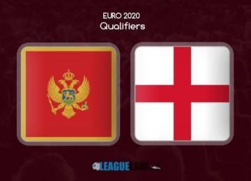 Прогноз на матч Черногория — Англия 25 марта