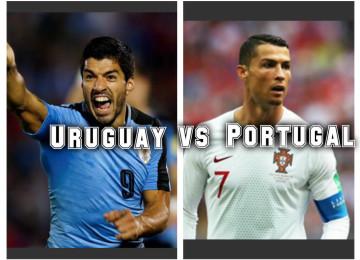 Прогноз матча Уругвай – Португалия 30 июня