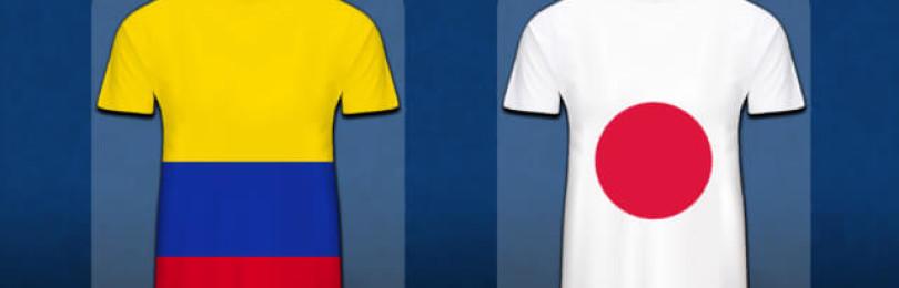 Прогноз матча Колумбия — Япония 19 июня