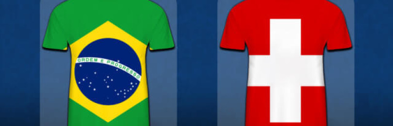 Прогноз матча Бразилия — Швейцария 17 июня