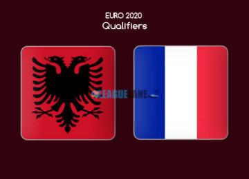 Прогноз матча Албания – Франция 17 ноября